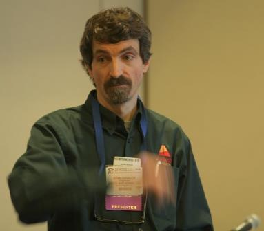 John Ciovacco presenting