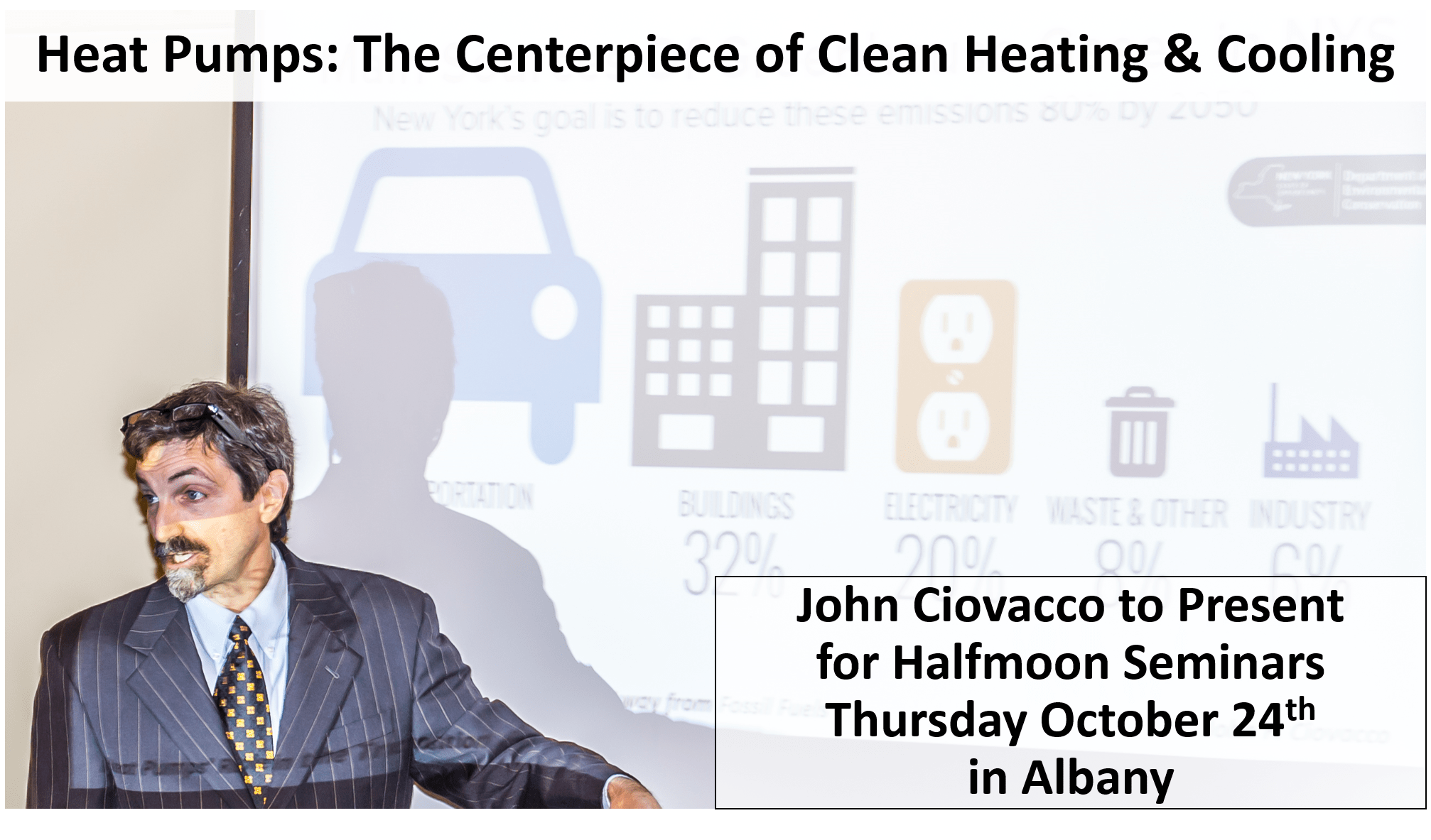 Heat Pumps, Aztech Geothermal, John Ciovacco